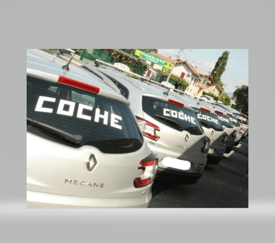 COCHE COACH